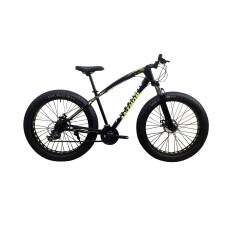 ส่วนลด Anthor จักรยาน แฟตไบค์ Fat Bike Jg 24 สปีด Black Anthor ใน Thailand
