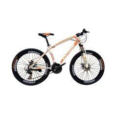 ซื้อ Anthor จักรยานเสือภูเขา Mtb เมาเท่นไบค์ Ifreedom White Orange Thailand