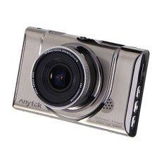 Anytek กล้องติดหน้ารถยนตร์ 170องศา A100 (สีเงิน-ทอง)