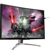ราคา Aoc 31 5 Curved Gaming Monitor Ag322Fcx Fhd Freesync 144Hz Dp Hdmi เป็นต้นฉบับ Aoc