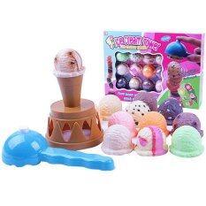 ขาย Aomamm Toys เกมส์หอคอยไอศครีม Ice Cream Tower Aomamm Toys เป็นต้นฉบับ