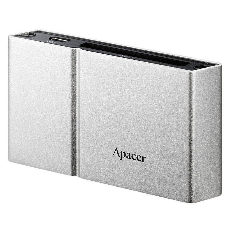 Apacer Card Reader AM404 USB 2.0 (Grey)