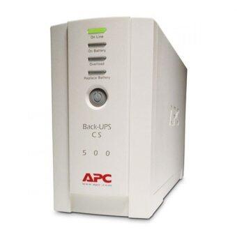 APC Back-UPS 500VA รุ่น BK500Ei (White)