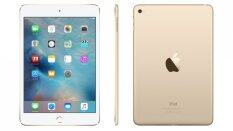 Apple iPad mini4 4G+wifi 32GB-Gold