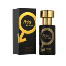 ราคา Ardor Pheromone Attractant น้ำหอมฟีโรโมนเพิ่มเสน่ห์ดึงดูดใจสาว มีกลิ่นหอมอ่อนๆ 29 5Ml สำหรับผู้ชาย