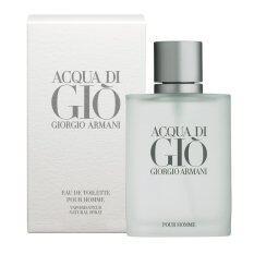 ขาย Armani Giorgio Acqua Di Gio Pour Homme Eau De Toilette Spray 100Ml ออนไลน์ ใน Thailand