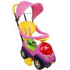 ซื้อ Asia Toy รถขาไถ 3In1 มีร่ม สีชมพู ถูก กรุงเทพมหานคร