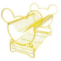 ราคา Asp ชั้นวางจานลายหมี สีเหลือง Asp ออนไลน์