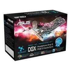 ราคา Asus Sound Card Sound 5 1 Ch Xonar Dgx Asm 5 1 Pci E1 ใหม่