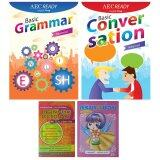 Athens Publishing ชุดหนังสือเสริมทักษะภาษาอังกฤษสำหรับนักเรียนมัธยม 4 เล่ม ใหม่ล่าสุด