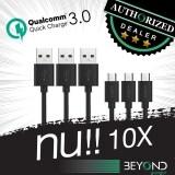 ราคา สายหนา 4 Mm สายชาร์จ Aukey Quick Charge 3 2 Compatible Micro 2 Usb Cable สายชาร์จ สายซิงค์ รองรับการชาร์จไวจากระบบ Fast Charge Qualcomn Qc3 2 ยาว 1 2 เมตร สีดำ Pack 3 เส้น ใน กรุงเทพมหานคร