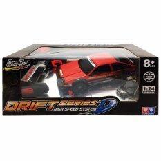 ราคา Auldey Rc Drift Series D High Speed System Race Tin Drift Rc Car รถแข่ง ดริฟท์ บังคับวิทยุตราเพชร 1 ต่อ 24 Akina Car ที่สุด