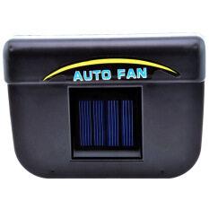 ซื้อ Auto Fan พัดลมระบายความร้อนในรถยนต์ พลังงานแสงอาทิตย์ ใน Thailand