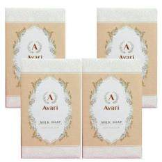 ขาย Avari Milk Soap 30G 4 กล่อง สบู่อาวาริ สบู่ล้างเครื่องสำอาง สบู่น้ำนมวัวจาก New Zealand ผู้ค้าส่ง