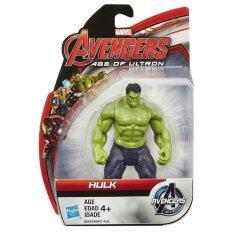 Avengers Age Of Ultron 3 75 All Star Figure Series Hulk เป็นต้นฉบับ