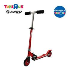 Avigo Aluminium Folding Scooter (Red)