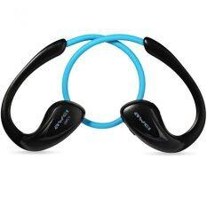 ขาย ซื้อ Awei A880Bl Wireless Bluetooth V4 Headphones Sports Stereo Earphones Blue