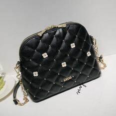 ราคา Axixi กระเป๋าแฟชั่น รุ่น 12240 Black ราคาถูกที่สุด