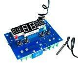 ขาย ซื้อ บอร์ดควบคุมอุณหภูมิ W1401 Dc12V Temperature Controller Regulator With Ntc Sensor W1401 สีน้ำเงิน 1 ชิ้น