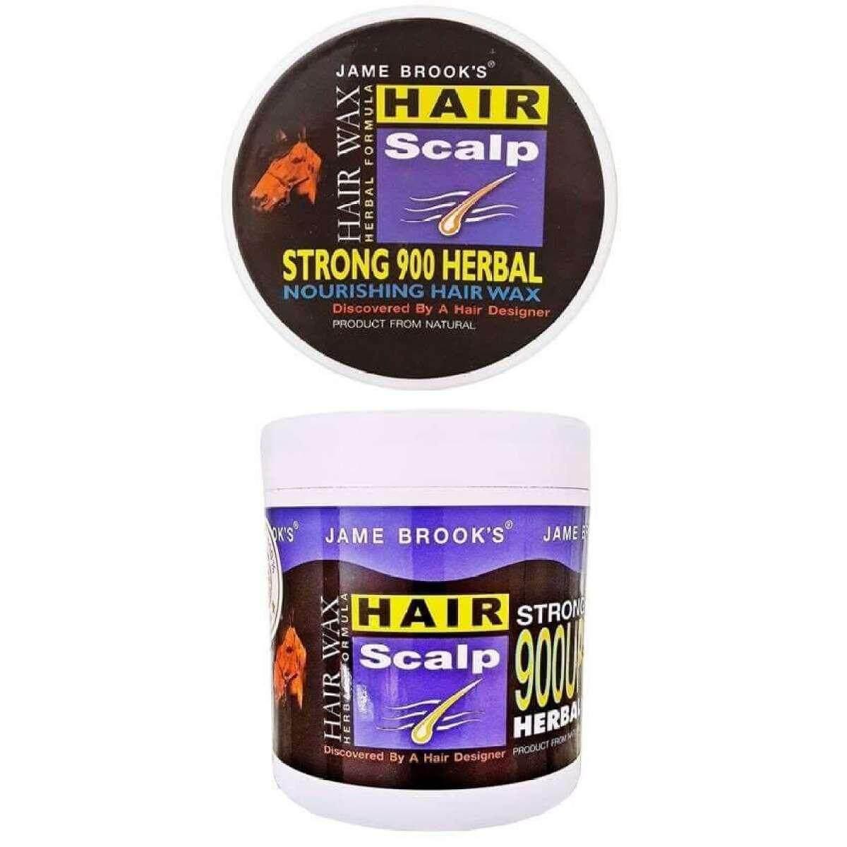 ทรีตเม้นท์ Jame Brook's Herbal Hair Wax Treatment 400ml เจมส์ บรูคส์ ทรีตเม้นท์ เข้มข้น ฟื้นฟู และบำรุงเส้นผม ปลูกผม ลดผมร่วง เร่งผมยาว 3เท่า ทรีตเม้นท์.