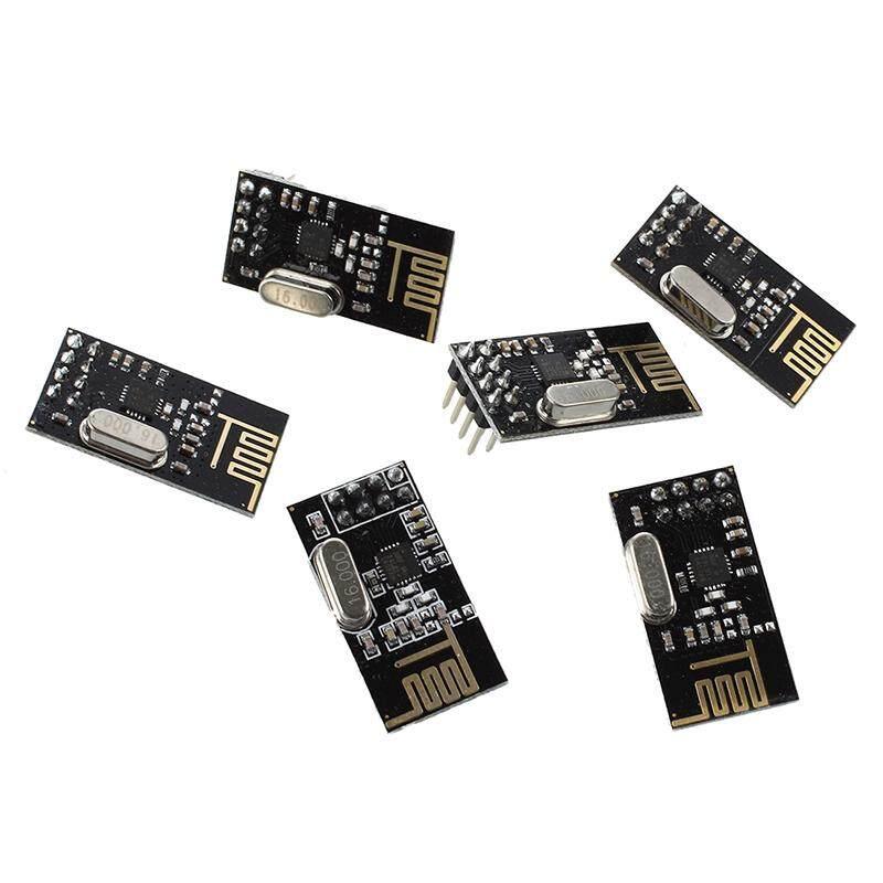 6 x 2.4 GHz Wireless Transceiver Module NRF24L01