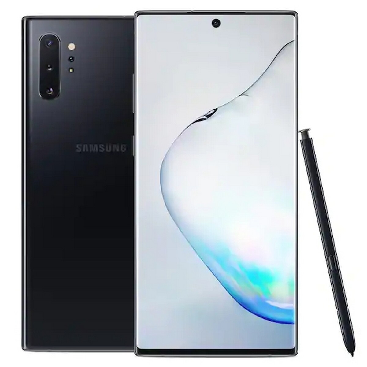 Galaxy Note 10+ (256gb, สี Aura Black) Samsung อุปกรณ์มือถือ แก็ดเจ็ตและไอที /spa.