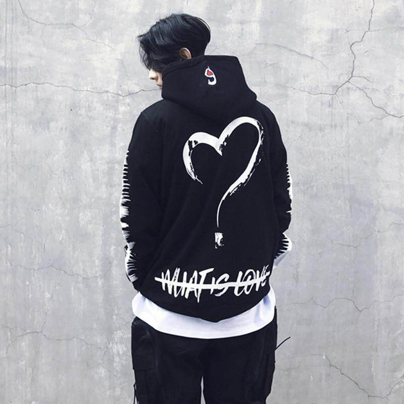Analytical New Fashion Men Hooded Sweatshirts Hip Hop Punk Rock Style Mantle Jacket Hoodies Long Sleeve Cloak Male Coat Outwear Moleton Men's Clothing