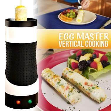 We Shops ▲ Egg Master เครื่องทำไข่ม้วน รุ่นใหม่ 2018 - 210w ใช้ไข่ 2ฟอง ง่ายกว่า สะดวกกว่า ร้อนไวกว่า By We Shops.