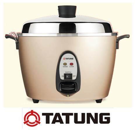 TATUNG MULTI-FUNCTIONAL COOKER หม้อหุงข้าวอเนกประสงค์ รุ่น TAC-10GS-GOLD