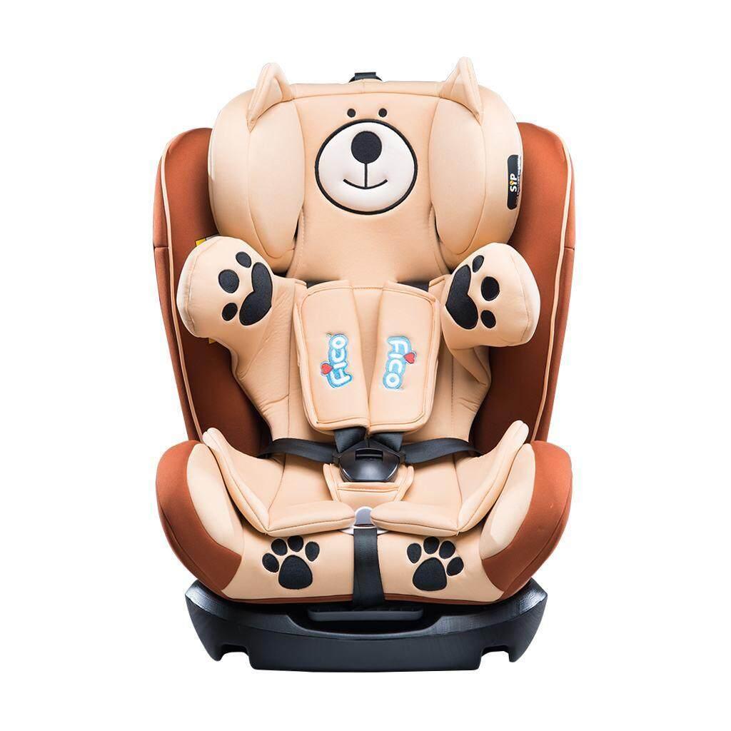 คาร์ซีท Fico รุ่น FC906 Riola Plus Bear