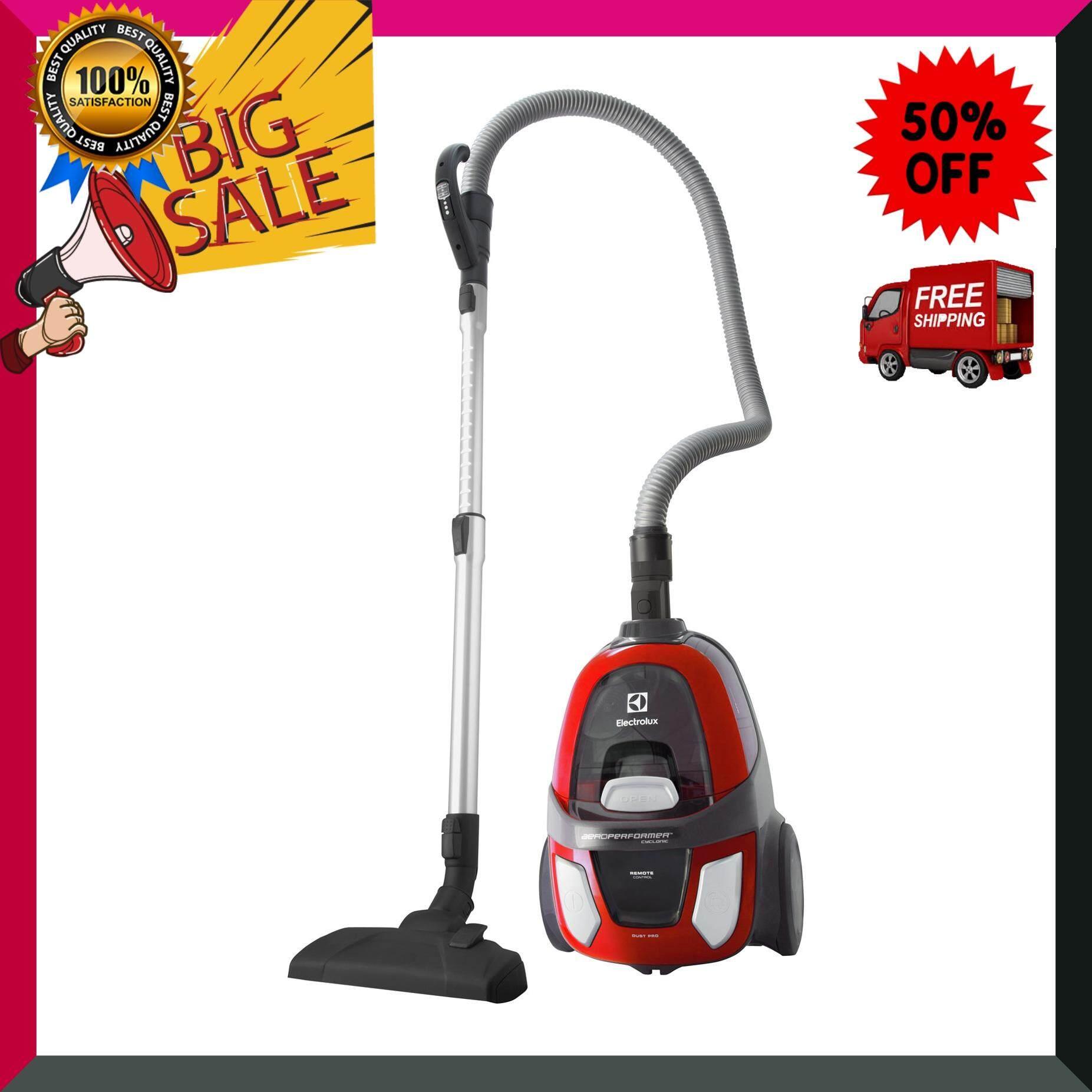 ELECTROLUX เครื่องดูดฝุ่น รุ่น ZAP9940 สีเทา-แดง เครื่องดูดฝุ่น เครื่องทำความสะอาด เครื่องดูดฝุ่นอัตโนมัติ หุ่นยนต์ดูดฝุ่น Vacuum Cleaner สินค้าคุณภาพ Premium ***จัดส่งฟรี***