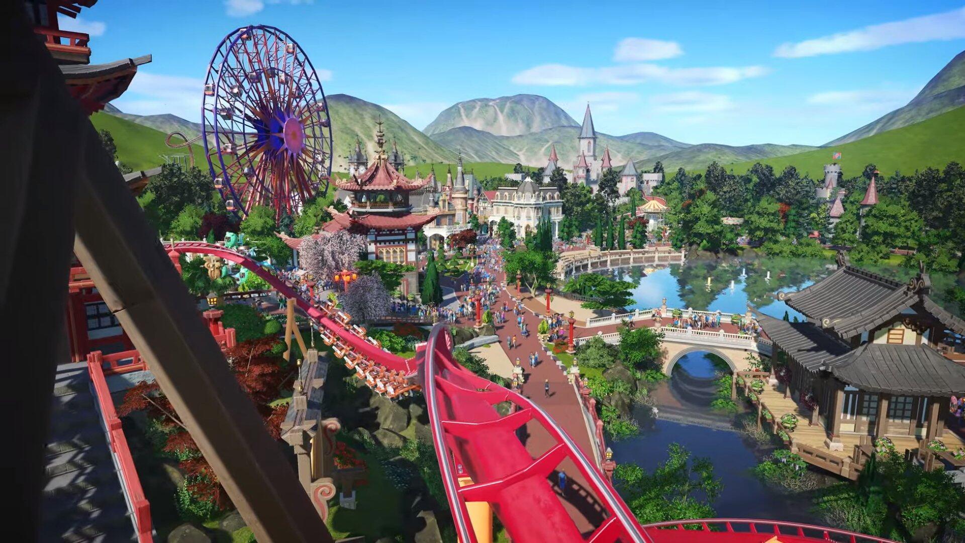 แผ่นเกมส์ PC - Planet Coaster เกมสร้างสวนสนุก + อัพเดทใหม่ล่าสุด ...
