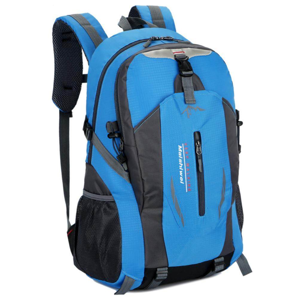 Triniso (35l) Travel กระเป๋าเป้แบ็คแพ็คสำหรับเดินป่าน้ำหนักเบา Camping Hiking Backpack - Kd 759 By Triniso Shop.