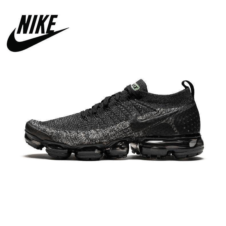 Nike_Air Vapormax_Flyknit Men's Fashion Sports Running Shoes