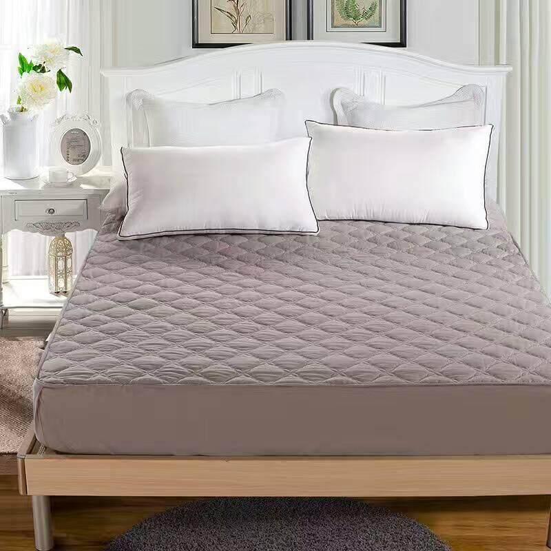 ผ้ารองกันเปื้อน รัดรอบเตียง360 องศา ปลอกที่นอน Mattress Protector.