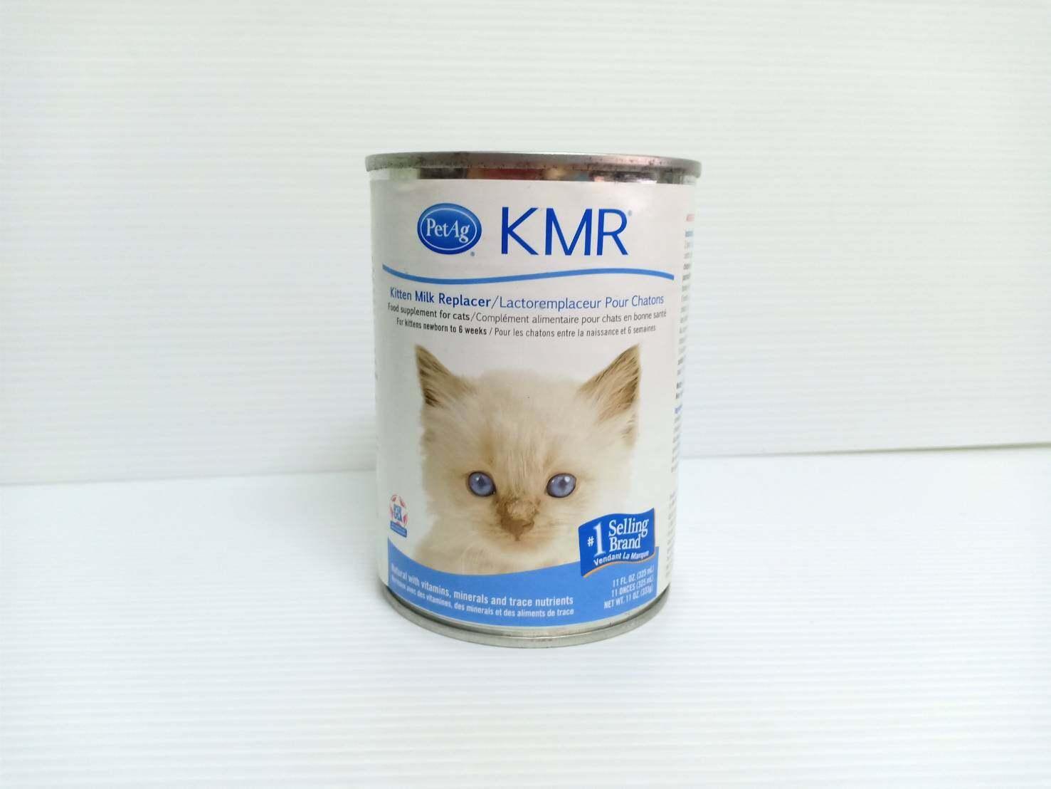 Kmr - นมน้ำลูกแมว แรกเกิด ขนาด 11 Fl. Oz. (325 Ml).