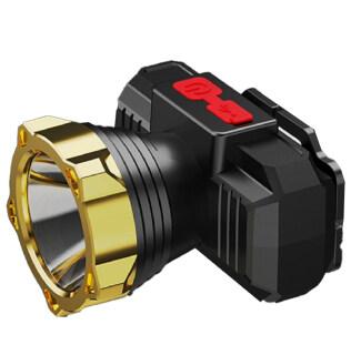 [Shop quần áo thể thao] đèn pin đội đầu, đèn pin đi bộ đường dài, đèn pin sạc điện cho con ếch, đèn chuột, đèn hình thú, đèn pin đội đầu thumbnail