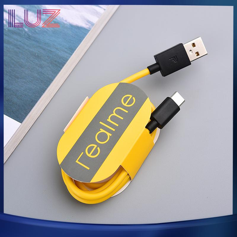 Realme 2a ประเภท C สาย 100 ซม. Usb 3.1 Fast ชาร์จ Usb C ข้อมูลสำหรับ Realme C3 X X2 X50 Pro V3 X7 V5 Redmi หมายเหตุ 9 9c 8t 7.