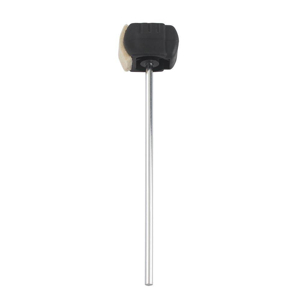 ammoon Wool Felt Pad for Bass Drum Pedal Beater Percussion Instrument Accessories