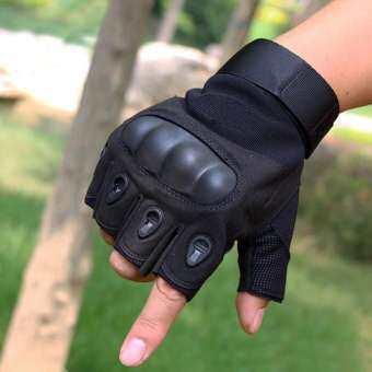 ถุงมือยกน้ำหนัก ถุงมือฟิตเนส ถุงมือกลางแจ้ง Fitness Glove outdoor