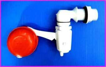 ลูกลอย ลูกลอยตัดน้ำ ไมโครวาล์ว ขนาด 1/2 นิ้ว (4หุน) คละสี ***คุณภาพน่าใช้ ราคาน่าซื้อ***