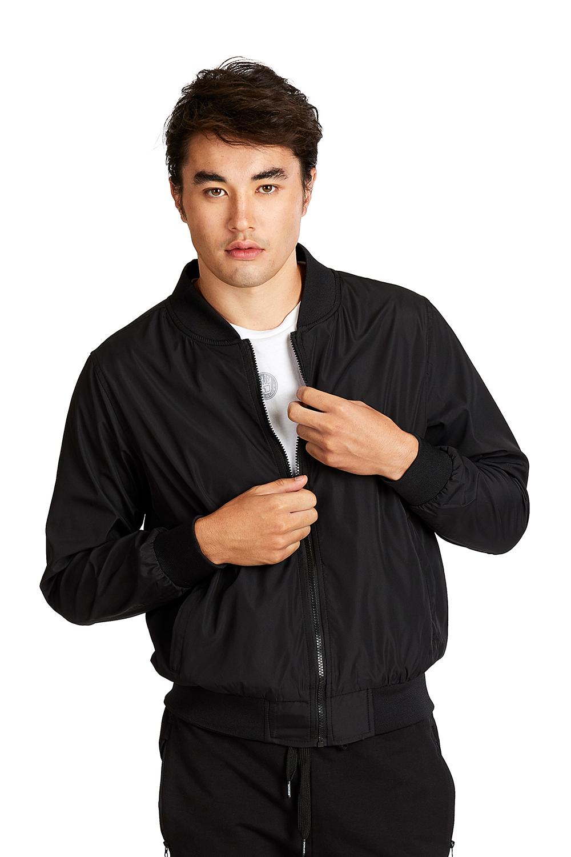 Body Glove Basic Series Men Jacket เสื้อแจ็คเก็ตผู้ชายแขนยาว  สี Black.