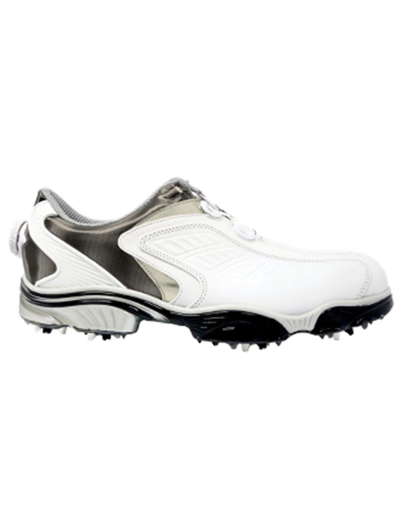 รองเท้ากอล์ฟ Footjoy Sport Boa 53204070xw ไซส์ 8.5 สีขาว-เงิน By Bangkok Global Store.