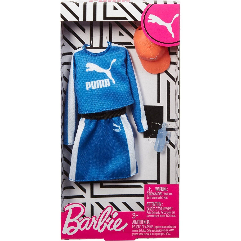 Barbie® Puma ชุดตุ๊กตา บาร์บี้ พูม่า ของเล่นเด็ก.