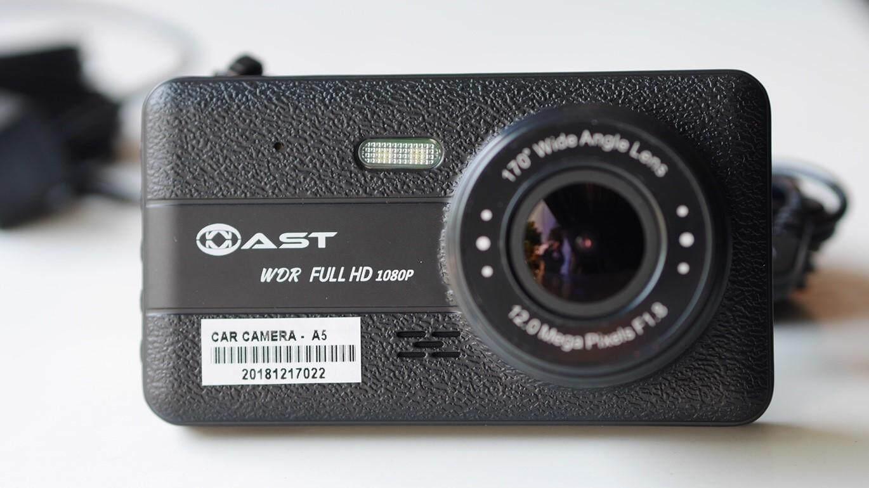 กล้องติดรถยนต์รุ่นใหม่ Car Black Box Dvr รุ่น Ast-A5 Full Hd 1080p Wdr 160º จอ 3 นิ้ว By Astuntech.