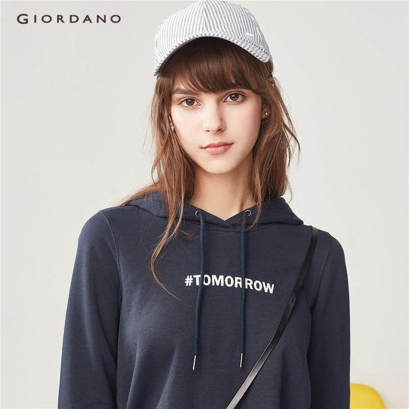 Giordano Women Universe theme printed hoodie [Free Shipping] 05398624
