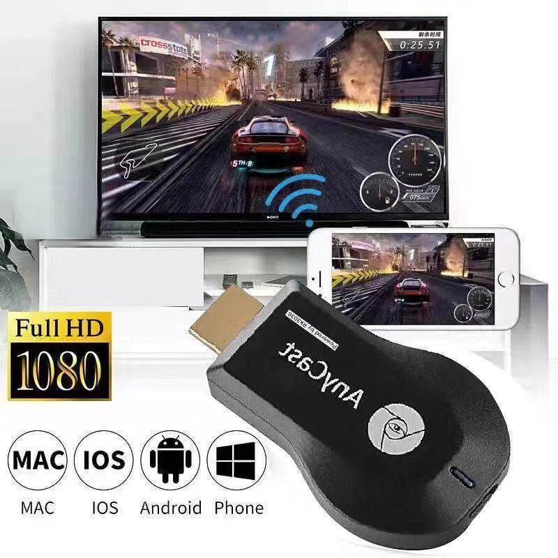 Ot Club Thailand Anycast New M18 Plus Fw.2020 Hdmi Wifi Display Hdtv เชื่อมต่อมือถือไปทีวี ใหม่ล่าสุด.
