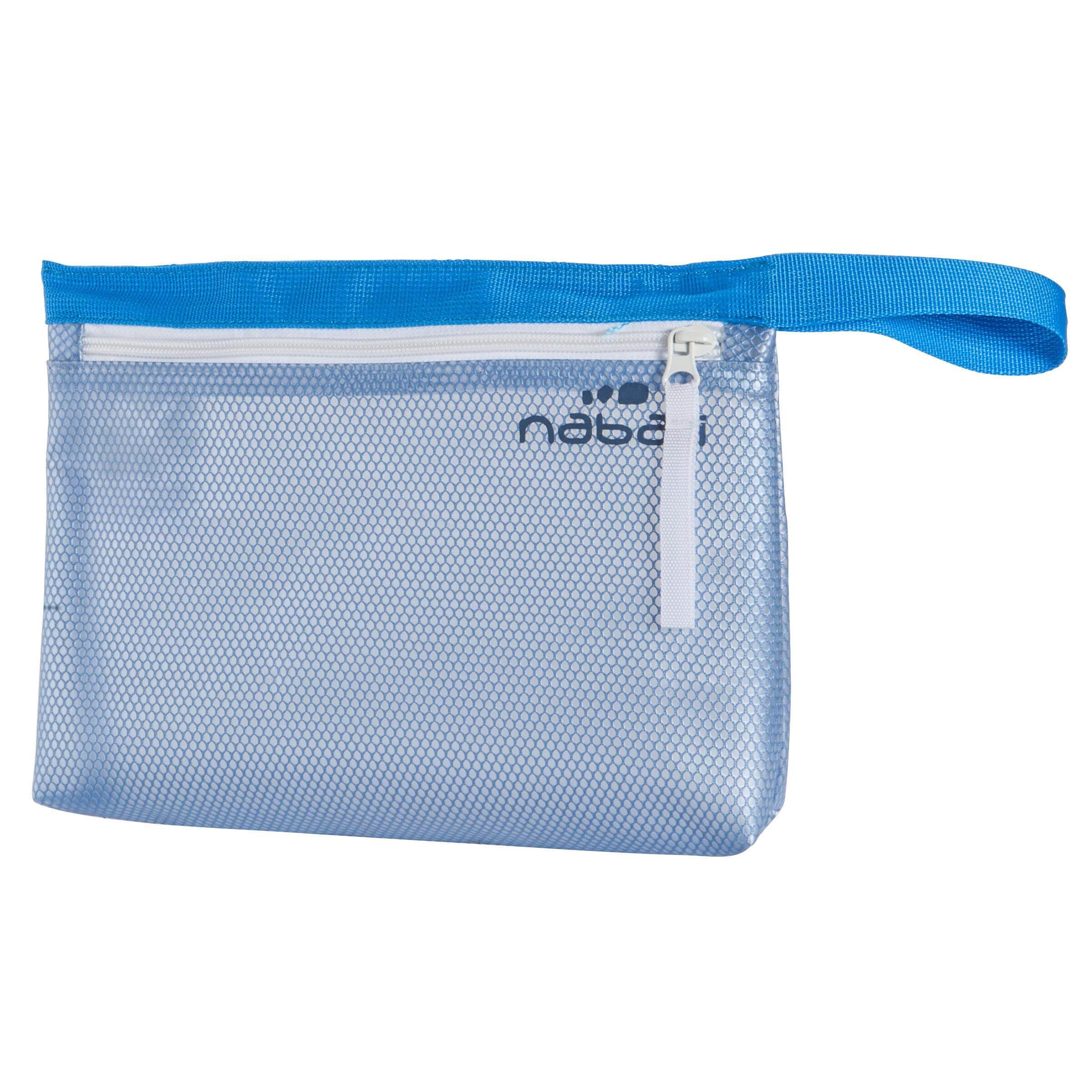 [ด่วน!! โปรโมชั่นมีจำนวนจำกัด] กระเป๋าว่ายน้ำ (สี CHINA BLUE) สำหรับ ว่ายน้ำ