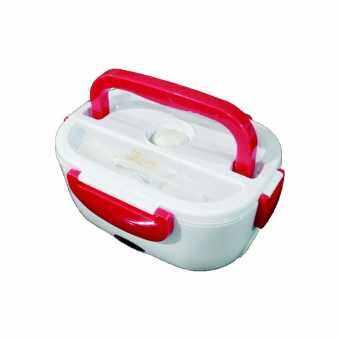 Telecorsa กล่องอุ่นอาหารไฟฟ้าแบบพกพา คละสี รุ่น The Electric Lunch Box