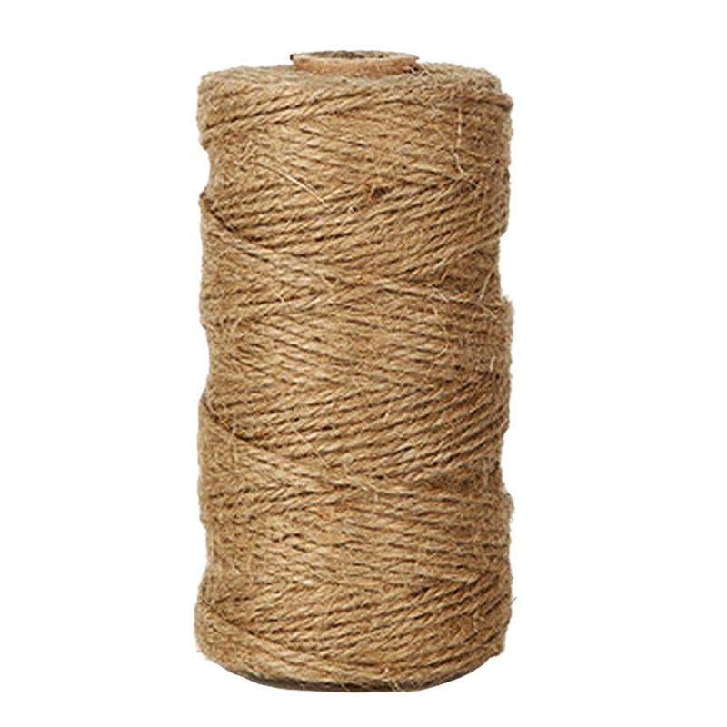 hemp rope Natural Jute Twine Best Arts Crafts Gift Twine Christmas for Gardening Applications